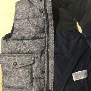GAP Jackets & Coats - Gap Puffer Vest Toddler Size 5 Jacket Fall Winter